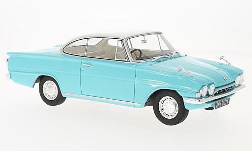 BoS 1:18 1963年モデル フォード コンサル カプリ1963 Ford Consul Capri 116E GT 1:18 BoS Models