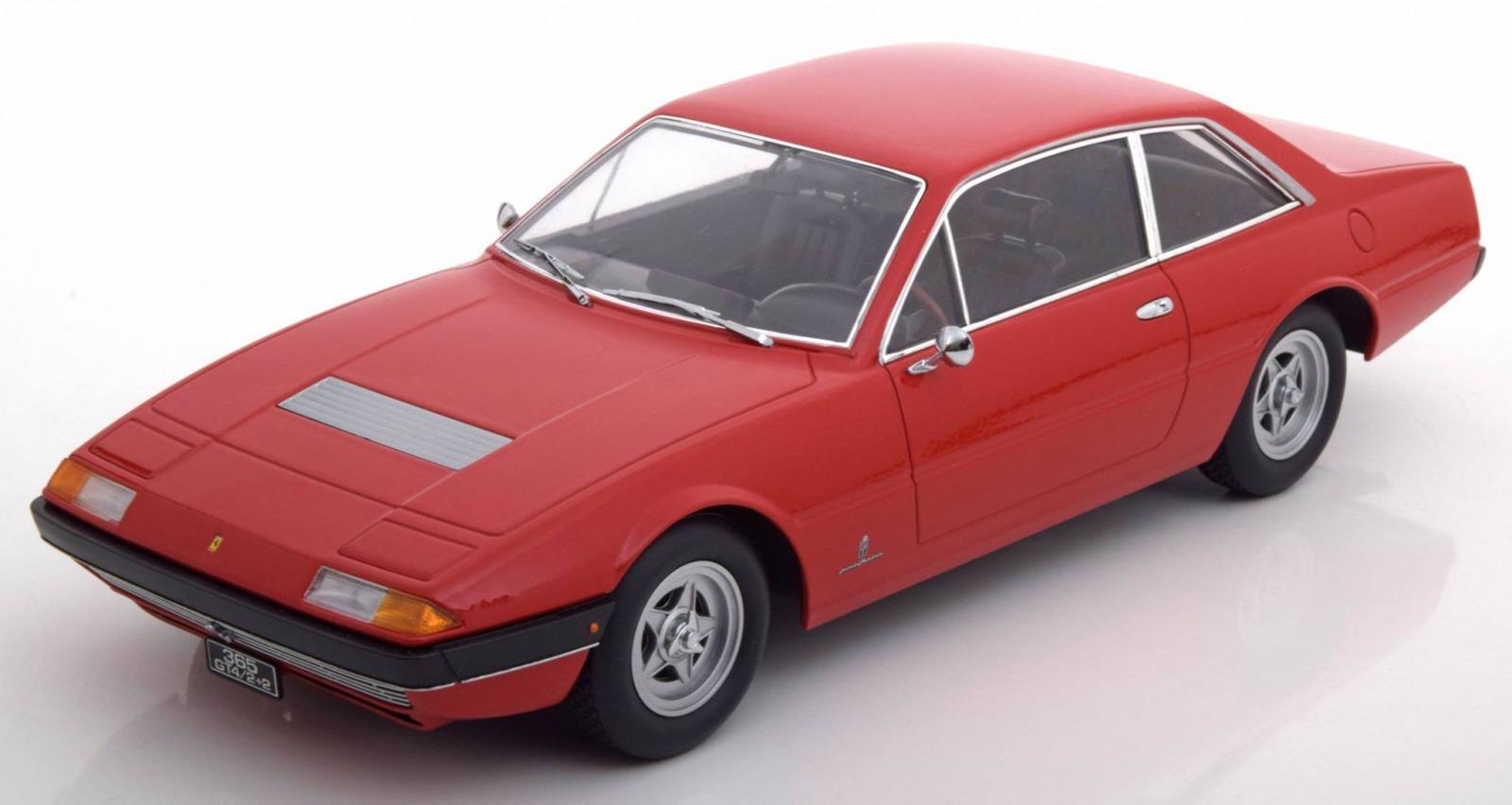 KK Scale 1/18 1972年モデル フェラーリ 365 GT4 2+2FERRARI - 365 GT4 2+2 1972 1/18 by KK Scale EUR
