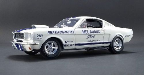 by ACME ACME McCainMel Burns Shelby pieces Don to Edition 1/18 Record Holder GT350 Mel 1/18 Worldwide Diecast GT350 シェルビー 536 1965年モデル Burns Ford Car Drag NEW Limited 1965 Model AHRA