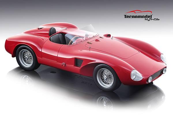 Tecnomodel テクノモデル 1:18 1956年モデル フェラーリ 625LM スパイダーFERRARI - 625LM SPIDER 1956 1/18 by Tecnomodel NEW