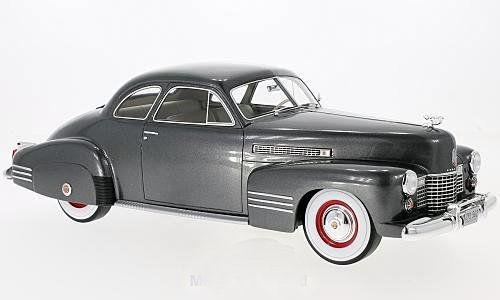BOS Models 1/18 1941年モデル キャデラック シリーズ 62 グレーメタリック1941 Cadillac Series 62 Club Coupe 1:18 BoS-Models