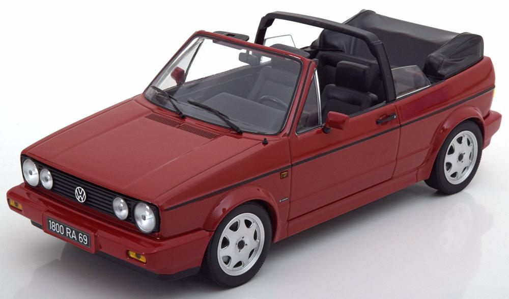 日本未発売 Norev ノレヴ 1:18 1992年モデル フォルクスワーゲン ゴルフ カブリオ1992 Volkswagen Golf Cabriolet 1/18 by Norev NEW