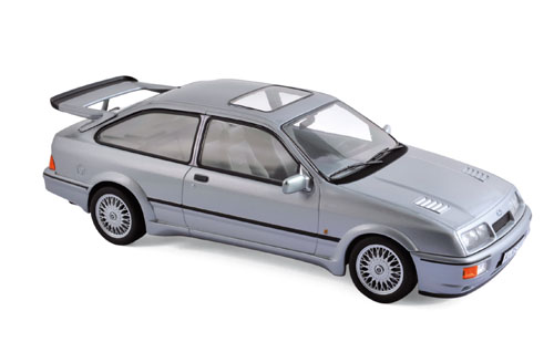 Norev ノレヴ 1:18 1986年モデル フォード シエラ RS Cosworth グレーメタリックFORD ENGLAND - SIERRA RS COSWORTH 1986 /18 by Norev