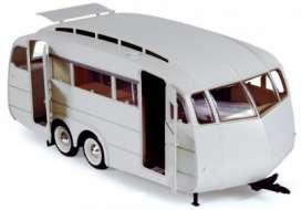Norev ノレヴ 1:18 1950年モデル Caravan Henon ホワイト1955 Caravan Henon, white 1/18 by Norev