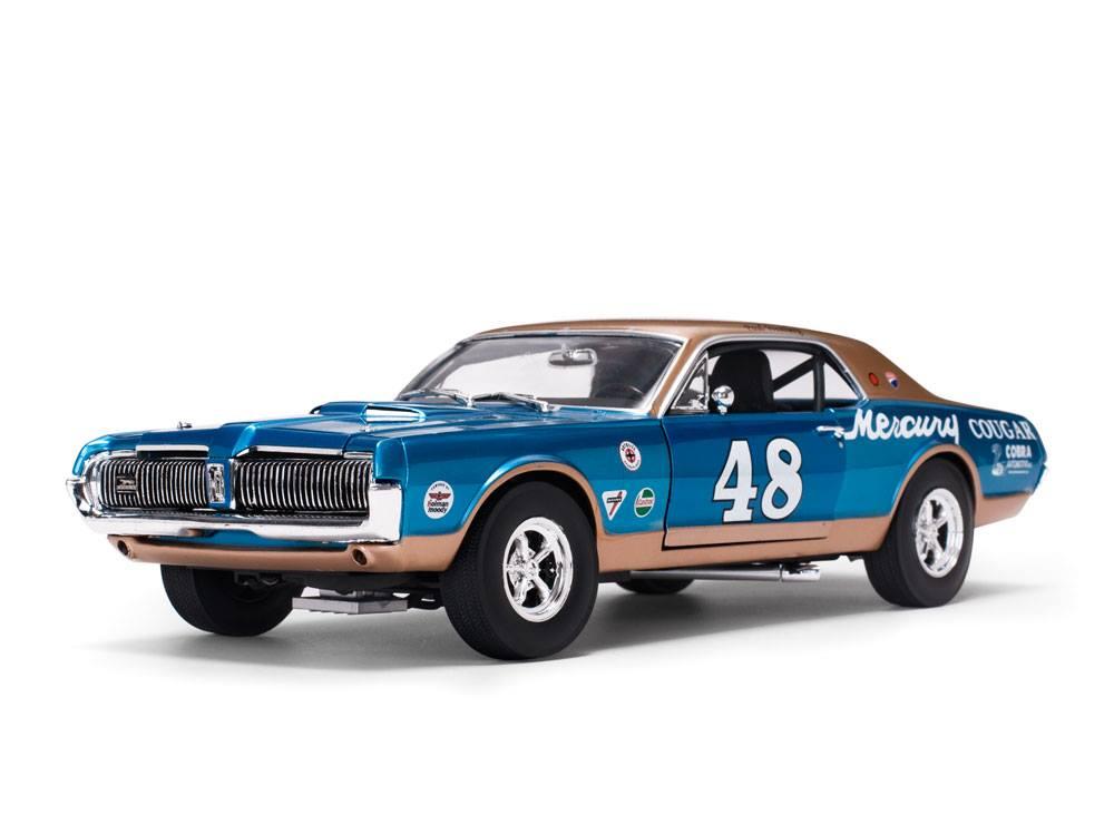 Sun Star サンスター 1:18 1967年モデル マーキュリー クーガー レーシング No.481967 Mercury Cougar Racing #48 Scott Hackenson (2004 Zippo United States Vintage Grand Prix) 1/18 by Sun Star