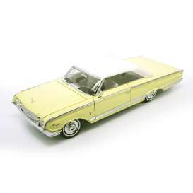 Road Signature 1:18 1964年モデル マーキュリー マローダー1964 Mercury Marauder1 /18 by Road Signature