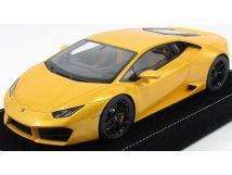 MR Collection 1:18 2015年モデル ランボルギーニ ウラカン LP580-2  2015 LAMBORGHINI - HURACAN LP580-2 WITH SHOWCASE 1;18 by MR Collection