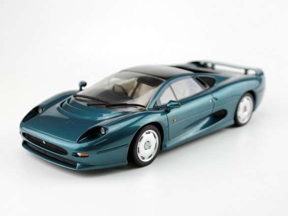 Topmarques トップマルケス 1:18 1992年モデル ジャガー XJ 220 JAGUAR - XJ 220 1992 1/18 by Topmarques NEW