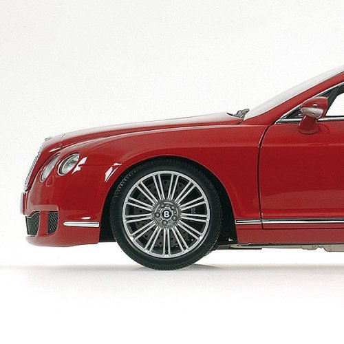 DTW Corporation: 2008 Model Bentley Continental GT White