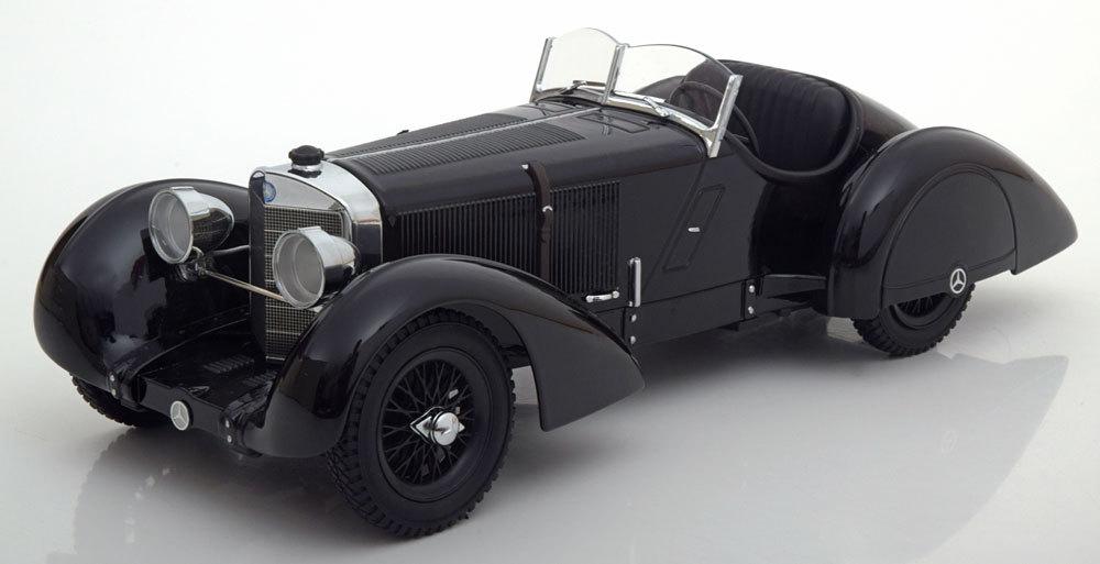 格安新品  KK-Scale 1/18 1/18 1930年モデル メルセデス SSK Limited ブラックKK-Scale ブラックKK-Scale 1:18 Mercedes SSK Count Trossi the black prince 1930 Limited Edition, 森の駅しらかみ:12ffcd07 --- clftranspo.dominiotemporario.com