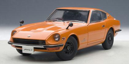 1970年モデル 日産 フェアレディ Z4321970 Nissan Fairlady Z432 1/18 by AUTOart