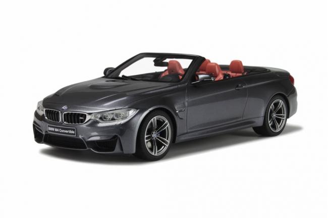 日本未発売 GT SPIRIT 1/18 2015年モデル BMW M4 カブリオ 2015 BMW M4 Cabriolet 1/18 by GT Spirit