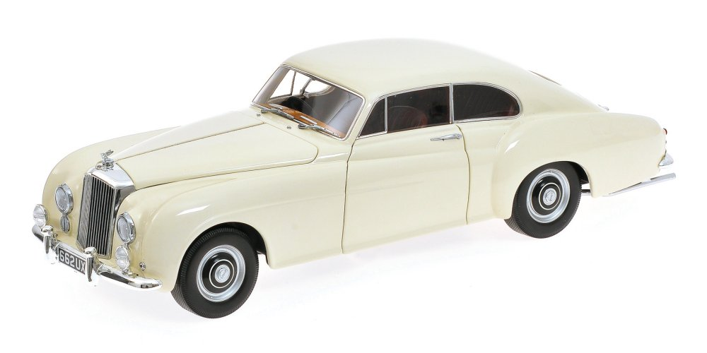 Minichamps 1:18 1954年モデル ベントレー R Type コンティネンタル 1954 Bentley R Type Continental 1/18 Diecast Car Model by Minichamps