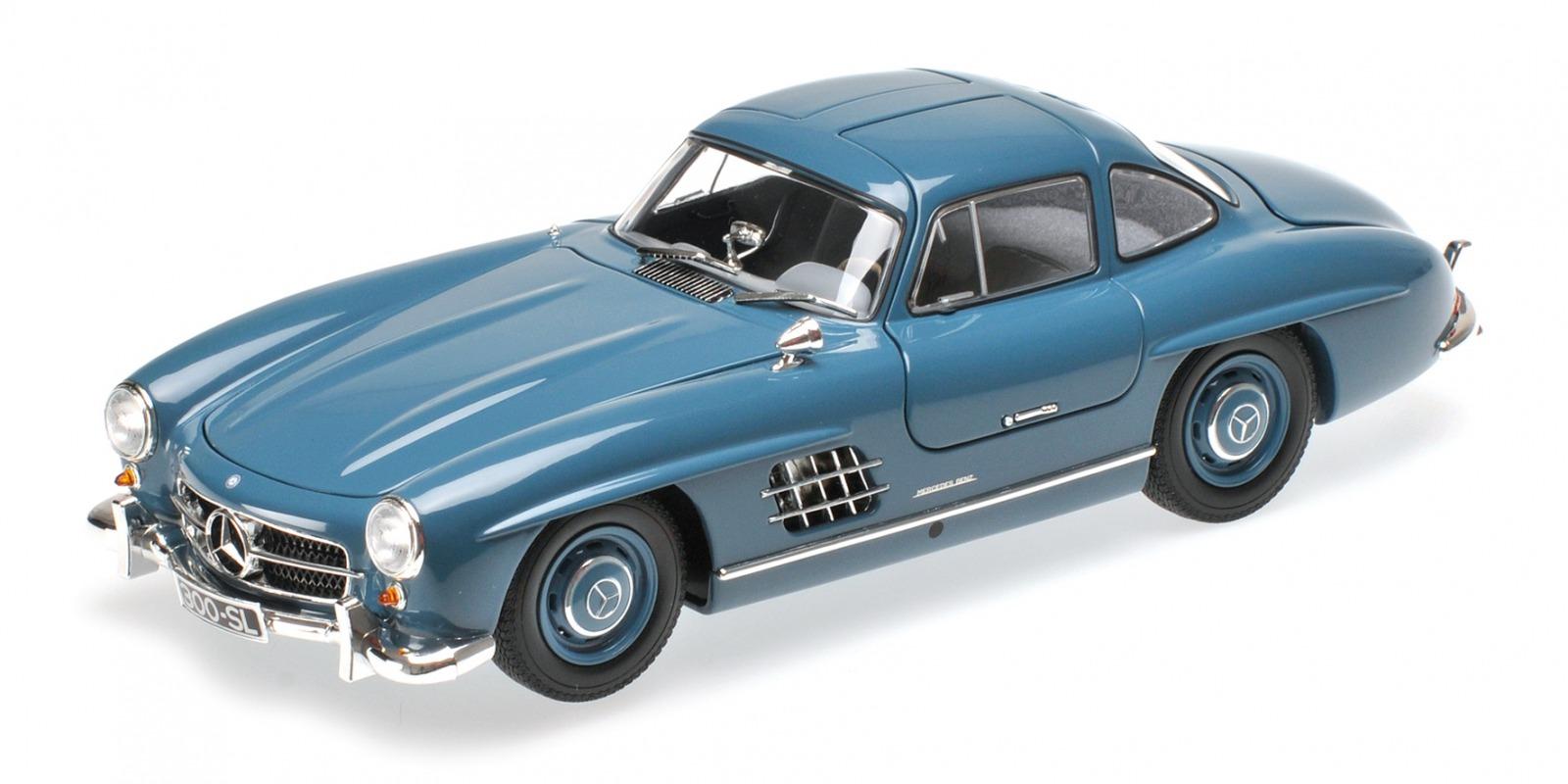 Minichamps ミニチャンプス 1:18 1954 1957年モデル メルセデスベンツ 300 SL1954 1957 Mercedes Benz 300 SL 1/18 by Minichamps