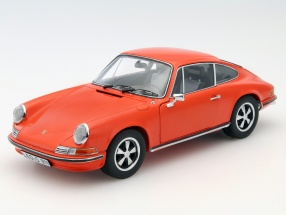 Schuco 1/18 1973年モデル ポルシェ 911 S 2.4Porsche 911 S 2.4 Coupe Year 1973 1:18 Schuco