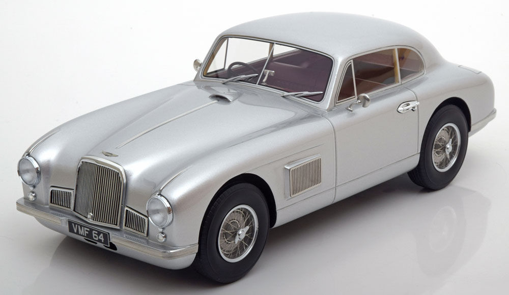 BOS Models 1/18 1950年モデル アストンマーチン DB2 FHC クーペ シルバー 1950 Aston Martin DB2 FHC Coupe Silver by BoS Models LE of 1000 1/18 Scale
