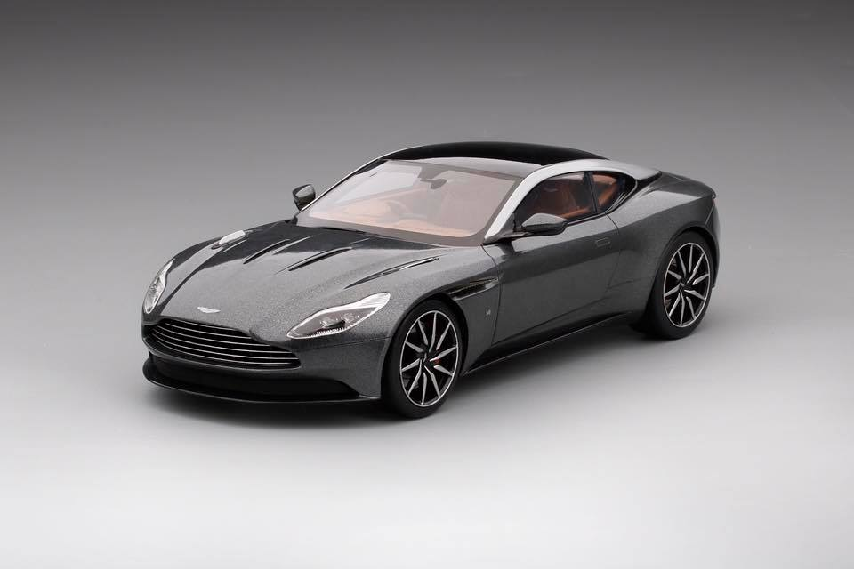 Top Speed 1/18 2017年型号阿斯顿马丁DB11 Aston Martin DB11 2017 1:18 Top Speed
