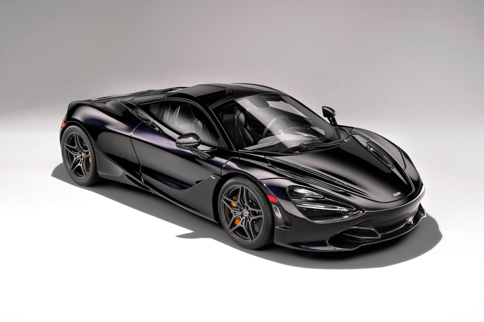 Top Speed トップスピード 1:18 2016年モデル マクラーレン 720S 2016 McLaren 720S Spider 1:18 by Top Speed NEW