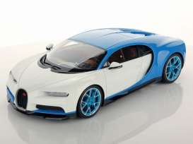 GT Autos 1:18 2016年モデル ブガッティ シロン 2016 BUGATTI CHIRON 1/18 by GT Autos NEW