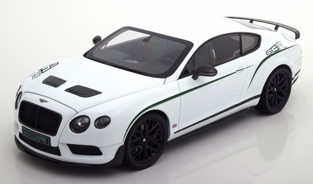 Almost Real 1:18 2015年モデル ベントレー コンティネンタル GT3-R BENTLEY - CONTINENTAL GT3-R COUPE 2015 1:18 Almost Real NEW