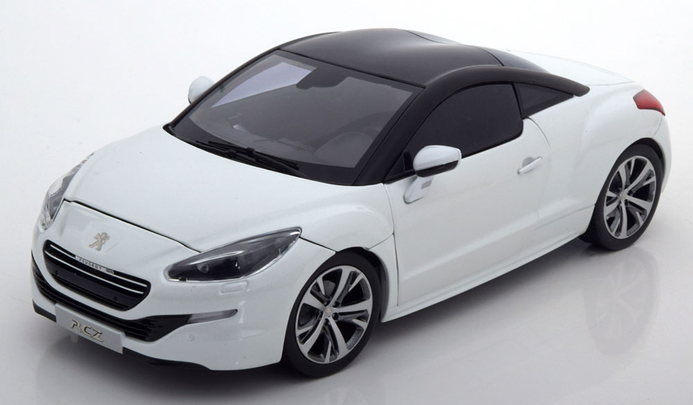 Norev 1:18 2013年モデル プジョー RCZPEUGEOT - RCZ COUPE 2013 1/18 by Norev