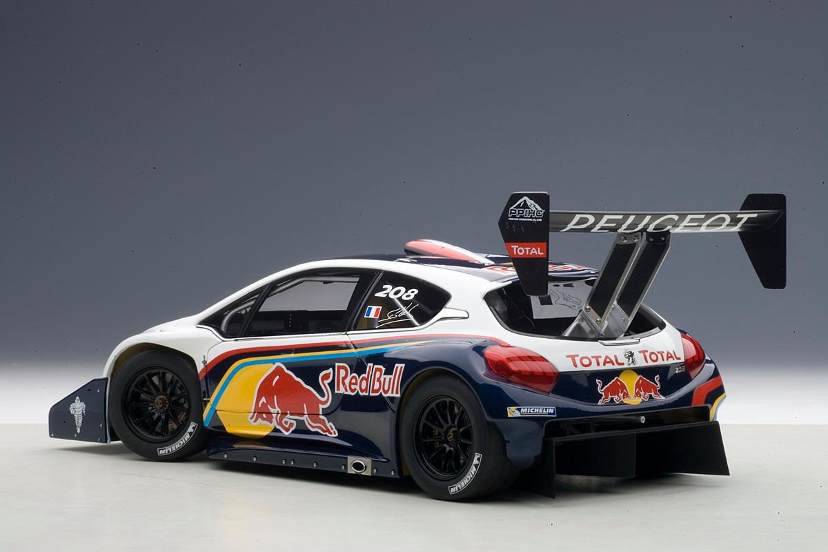 DTW Corporation: AUTOart 1:18 2013, Pikes Peak Peugeot 208