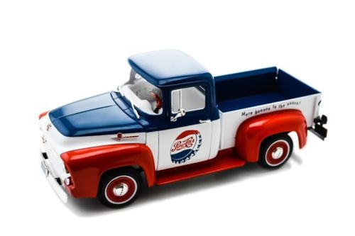 オートワールド 1:18 1956年モデル フォード F1001956 FORD F-100 PICKUP TRUCK DIE CAST 1/18 AUTO WORLD