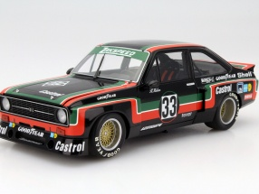 Minichamps ミニチャンプス 1:18 1976年モデル フォード エスコート II RS 1800 DRM No.33Ford Escort II RS 1800 No.33 ADAC Supersprint DRM 1976 Hahne 1:18 Minichamps