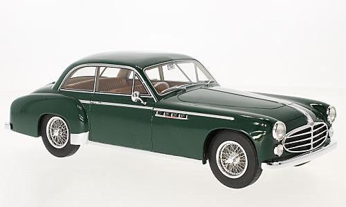 BOS Models 1:18 1953年モデル ドライエ 235 MS ダークグリーン1953 DELAHAYE 235 MS Coupe by Chapron Dark Green by BoS Models EUR
