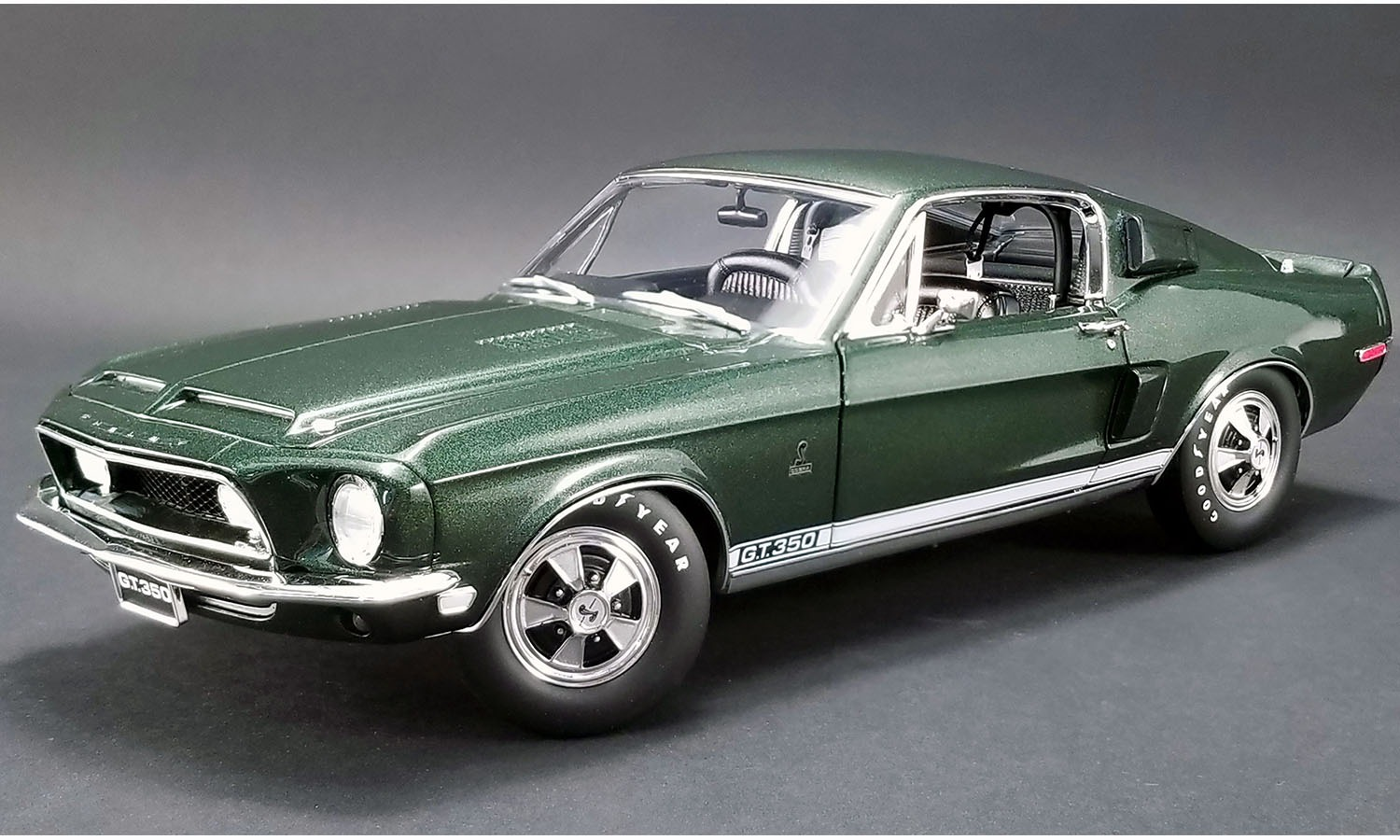 ACME 1:18 1968年モデル シェルビー マスタング GT350H Rent-A-Racer1968 Shelby Mustang GT350H Rent-A-Racer 1/18 by ACME