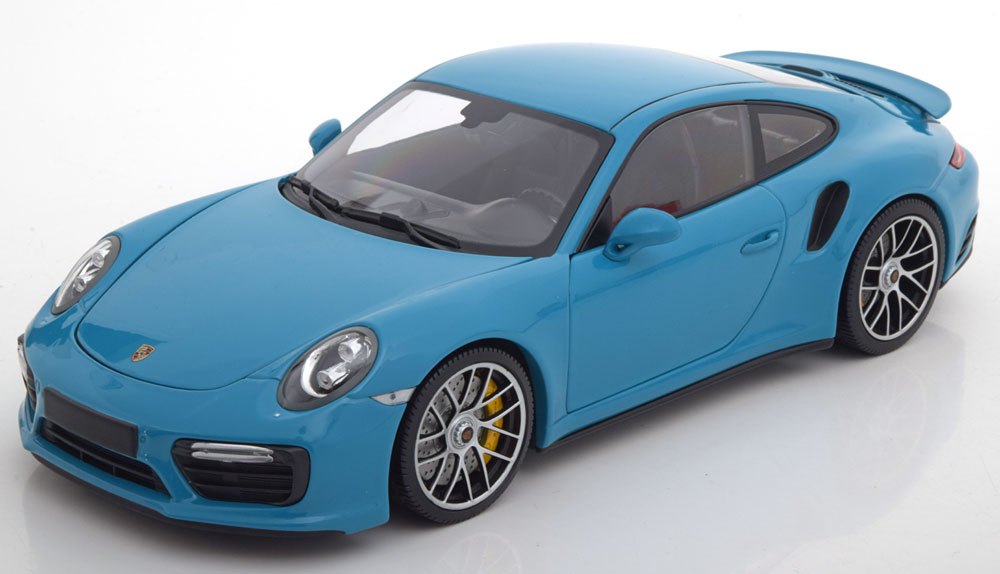 Minichamps 1:18 2016年モデル ポルシェ 911 991 Turbo SPORSCHE - 911 991 TURBO S COUPE 2016 1/18 by Minichamps NEW