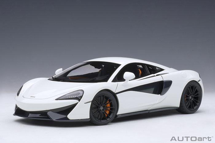 AUTOart オートアート 1:18 2016年モデル マクラーレン 570S 2016 McLaren 570S 1/18 by AUTOart EUR