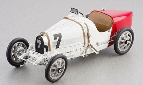 CMC 1:18 1924年モデル ブガッティ T35 グランプリ ネーションカラープロジェクト ポーランド1924 Bugatti T35 Nation Color Project 1/18 by CMC NEW