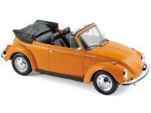 Norev 1:18 1972年モデル フォルクスワーゲン ビートル 1302 カブリオVOLKSWAGEN - BEETLE 1303 CABRIOLET OPEN 1972 1/18 by Norev