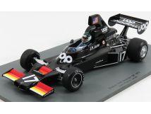 Spark スパーク 1/18 ミニカー レジン プロポーションモデル 1975年ブラジルGP Shadow F1 DN5 No.17 SHADOW - F1 DN5 N 17 BRAZILIAN GP 1975 J.P.JARIER 1:18 Spark