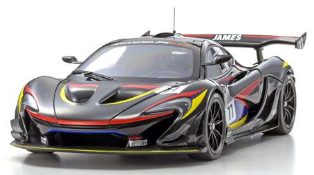 Almost Real 1/18 ミニカー ダイキャストモデル 2016年グッドウッドフェスティバル マクラーレン P1 GTR James Hunt Edition 2016 McLaren P1 GTR 1:18 Jamaes Hunt Edition by Almost Real