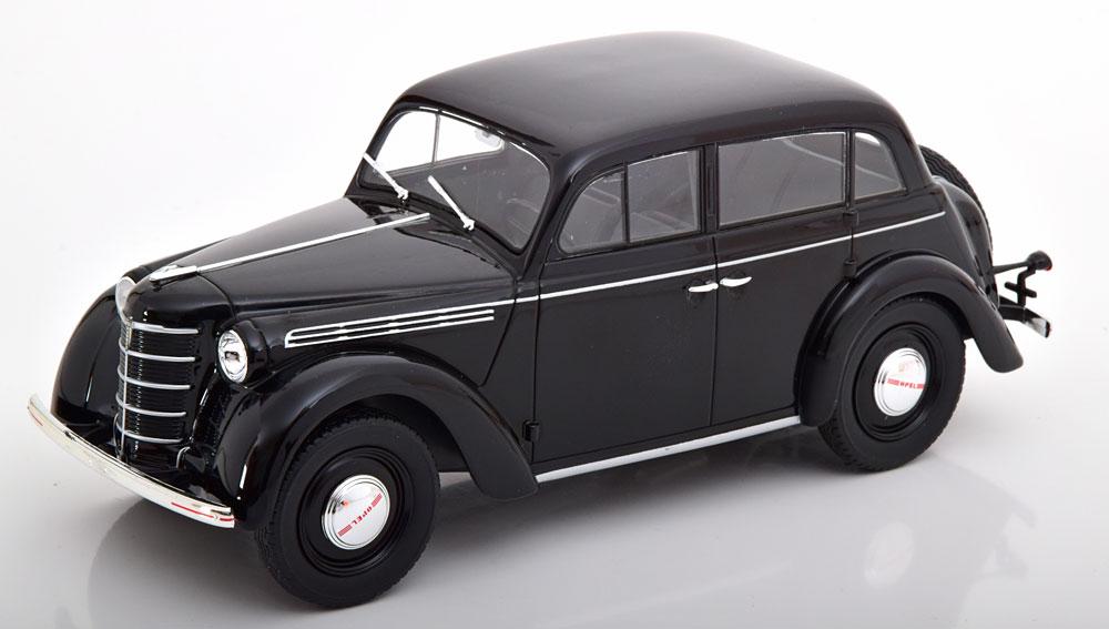 KK Scale 1/18 ミニカー ダイキャストモデル 1938年モデル オペル カデット K38OPEL - KADETT K38 1938 1:18 KK Scale