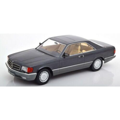 KK Scale 1/18 ミニカー ダイキャストモデル 1985年モデル メルセデスベンツ 560 SEC C126 Mercedes-Benz 560 SEC C126 year 1985 1:18 KK-Scale
