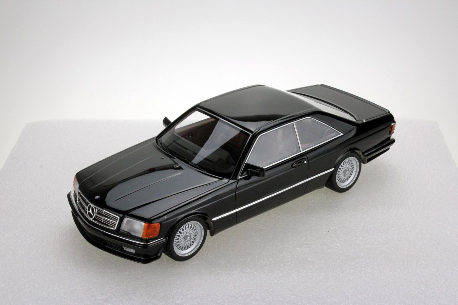 LS Collectibles 1/18 ミニカー レジン・プロポーションモデル 1987年モデル メルセデスベンツ S Class 560SEC 6.0 Lorinser MERCEDES BENZ - S-CLASS 560SEC 6.0 Lorinser (C126) COUPE 1987 1:18 LS Collectibles