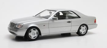 Cult Models カルトモデル 1/18 ミニカー レジン プロポーションモデル 1992年モデル メルセデスベンツ S Class 600 SEC C140MERCEDES BENZ - S-CLASS 600SEC C140 1992 1:18 Cult Models