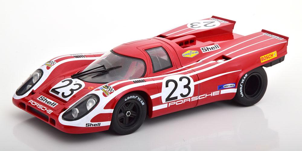 CMR 1/18 ミニカー ダイキャストモデル 1970年ルマン24時間優勝モデル ポルシェ 917K No.23Porsche 917K #23 Winner 24h LeMans 1970 Attwood, Herrmann 1:18 CMR