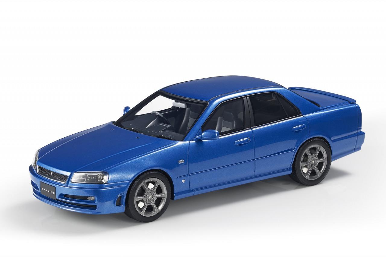 LS Collectibles 1/18 ミニカー レジン プロポーションモデル 1998年モデル 日産 スカイライン 25 GT TurboNISSAN - SKYLINE 25 GT TURBO 1998 1:18 LS Collectibles