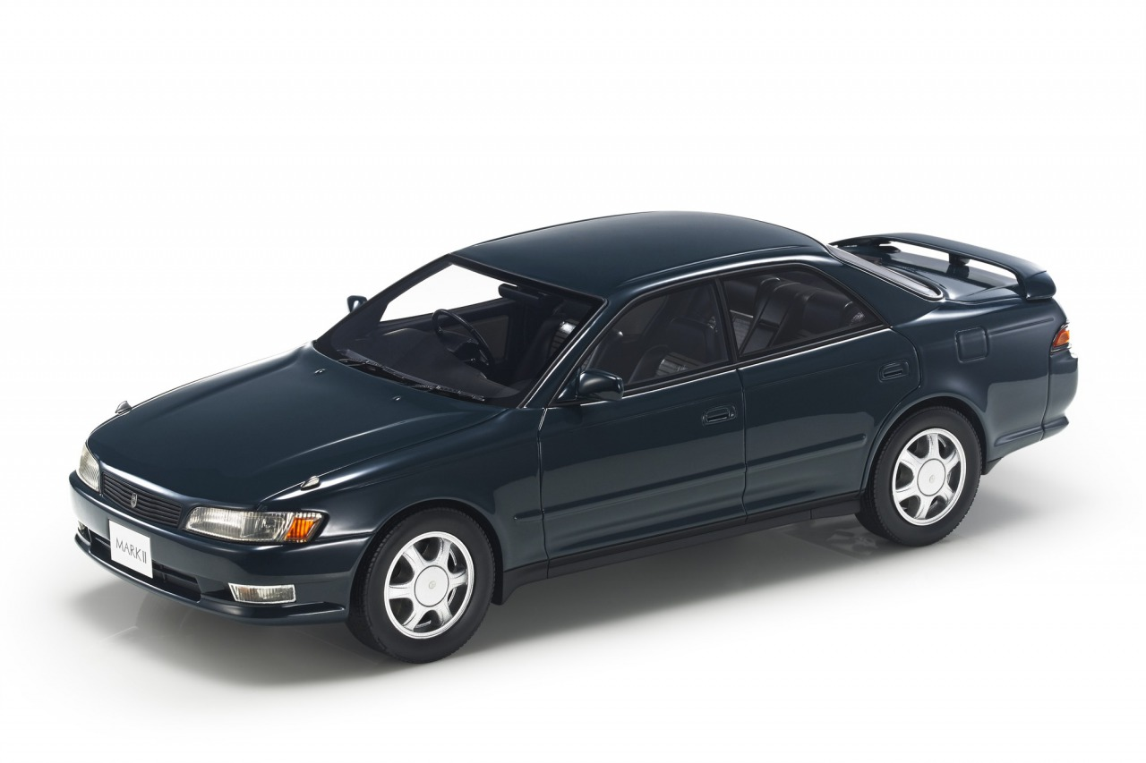 LS Collectibles Toyota Motor ライセンス商品 1 18 ミニカー レジン プロポーションモデル 未使用 JZX901995 1995年モデル トヨタ Mark II 1:18 Tourer JZX90 2020A/W新作送料無料 V