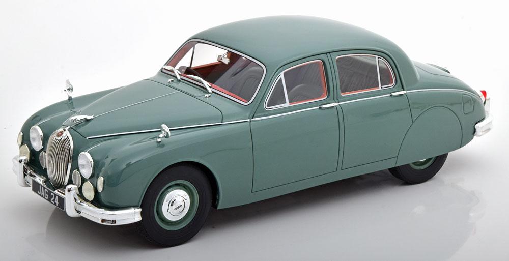 Cult Models カルトモデル 1/18 ミニカー レジン プロポーションモデル 1955年モデル ジャガー 2.4 MKIJAGUAR - 2.4 MKI 1955 1:18 Cult Models