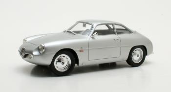 Cult Models カルトモデル 1/18 ミニカー レジン プロポーションモデル 1960年 アルファロメオ ジュリエッタ Sprint Zagato シルバーALFA ROMEO - GIULETTA SPRINT ZAGATO 1960 1:18 Cult Models