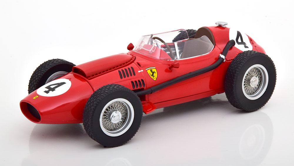 CMR 1/18 ミニカー ダイキャストモデル 1958年シーズン フェラーリ F1 Dino 246 FERRARI - F1 DINO 246 1958 1:18 CMR