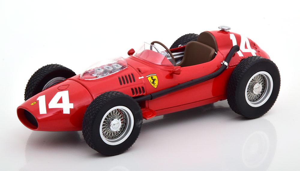 CMR 1/18 ミニカー ダイキャストモデル 1958年イタリアGT F1 ワールドチャンピオン フェラーリ F1 Dino 246 No.14M. Hawthorn Ferrari Dino 246 #14 Italy GP World Champion F1 1958 1:18 CMR