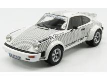 Schuco シュコー 1/18 ミニカー レジン プロポーションモデル 1969年モデル ポルシェ 911 Walter RohrlPORSCHE - 911 COUPE WALTER ROHRL 1969 1:18 Schuco