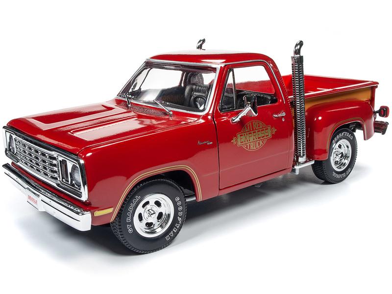 Autoworld オートワールド 1/18 ミニカー ダイキャストモデル 1978年モデル ダッジ Adventurer 150 1978 Dodge Adventurer 150 Pickup Truck