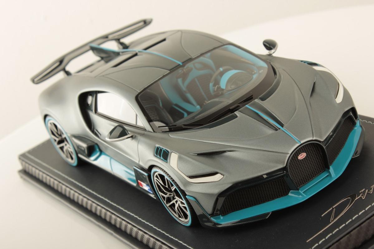 MR Collection 1/18 ミニカー レジン プロポーションモデル 2019年モデル ブガッティ ディーヴォ2019 Bugatti Divo 1:18 MR Collection
